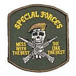 PATCH / ECUSSON Special Forces