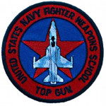 Patch US Top Gun School