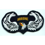 PATCH / ECUSSON 101st airborne parawing