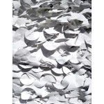 Filet de camouflage renforcé Blanc, 6m x 3m, CamoSystems surplus militaire anti UV