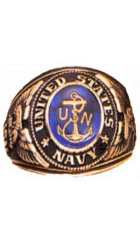 Bague US navy