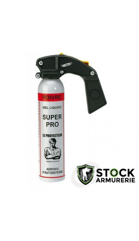 Gaz lacrymogène anti-agression LPSA le protecteur 500ml