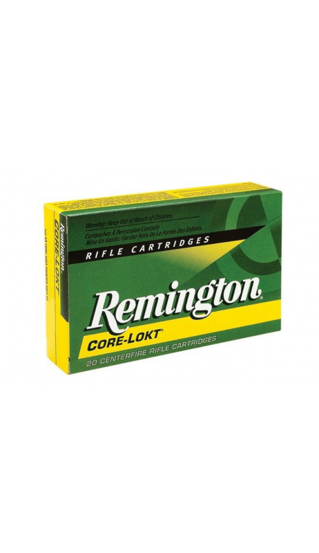Balles - Remington - 30-06 - PTD SP - 180G - x20