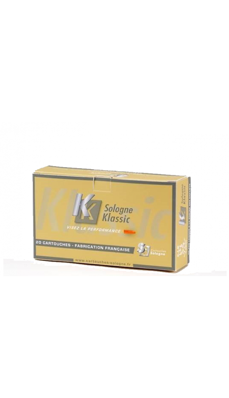Balles - Winchester - 30-06 - Spring Klassic Subsonic - 220G - x20