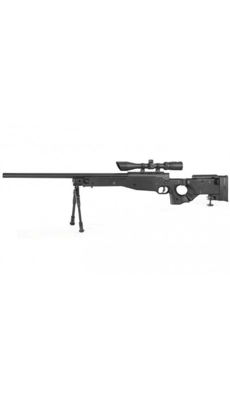 Mauser sniper folding stock noir airsoft
