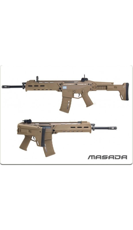 Réplique airsoft Magpul Masada, Dark Earth