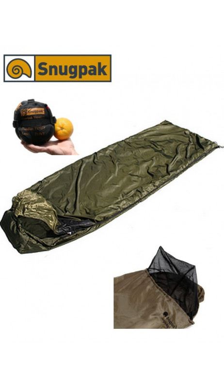 Sac de couchage militaire SNUGPAK Jungle Bag