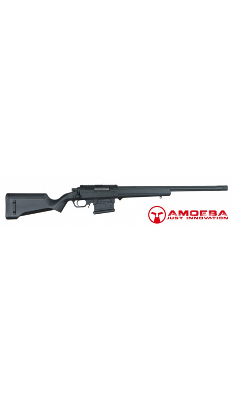 "REPLIQUE AMOEBA ""STRIKER"" S1 SNIPER RIFLE - BLACK"