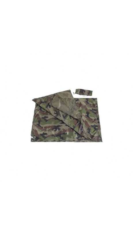 Bâche Camouflage RIPSTOP-2X3m