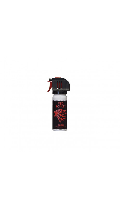 Bombe lacrymogène Red force 50 ml