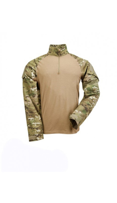 Chemise de combat Rapid Assault Shirt Multicam