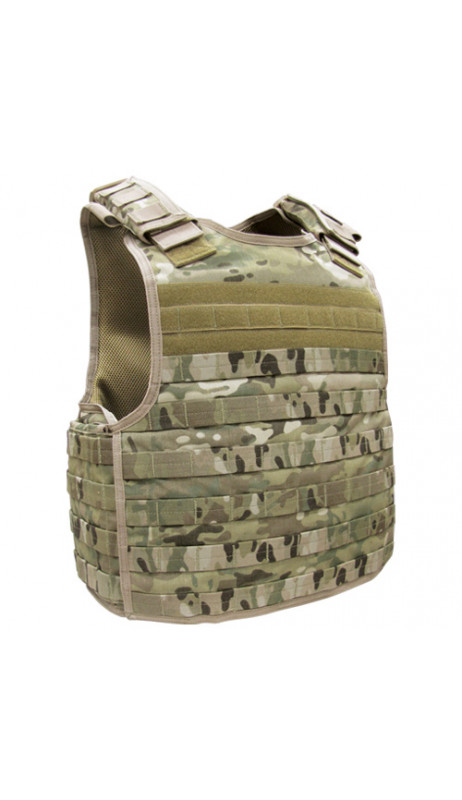 Gilet defender plate carrier