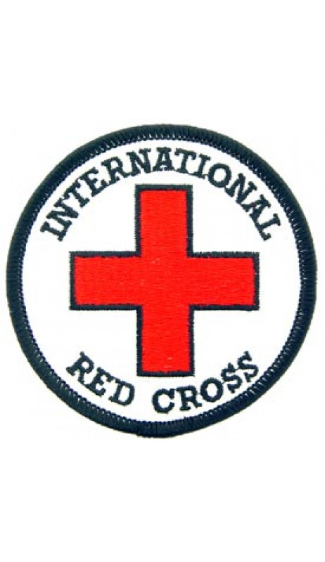 PATCH / ECUSSON MEDICAL RED CROSS INTERNATIONAL