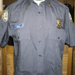 Chemise de police Rothco NYPD