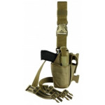 Holster cuisse mod one Ripstop Tan
