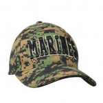 Casquette Marines Digital Woodland ( sous licence Marines )