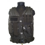 Gilet tactique holster 2