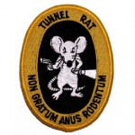 PATCH / ECUSSON VIETNAM TUNNEL RAT