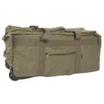 Sac Commando 2 Roulettes Vert