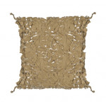 Filet de camouflage 80% de protection 4x4 m  +câble acier- Beige