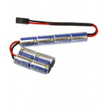 Batterie NiMH Pour SIG 556 Shorty (SIG556) - 9.6v - 1600mAh - Intellect