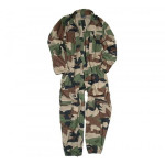 Combinaison militaire Camouflage 2 zips