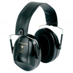 Casque peltor anti-bruit bull's eye noir