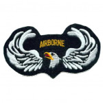 PATCH / ECUSSON 101st parawing airborne