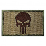 Patch en velcro Punisher