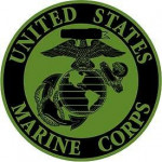 PATCH / ECUSSON - USMC SUBDUED