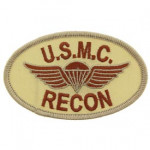 PATCH / ECUSSON USMC Recon