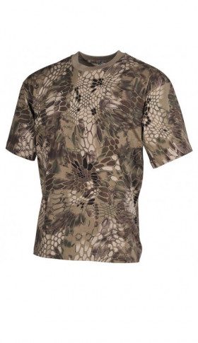T-shirt Tactical Mandra Foliage