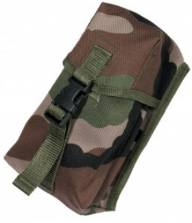 Pochette multi chargeurs camouflage (cam ce) militaire
