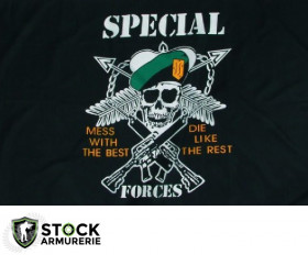 Drapeau Special Force US