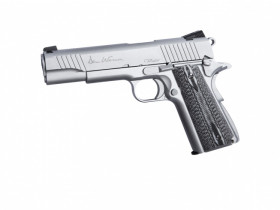 Pistolet CZ Dan Wesson Valor 1911 Silver Co2 Full Metal Blowback ASG