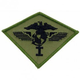 PATCH / ECUSSON - USMC 01ST AIRWING SUBDUED