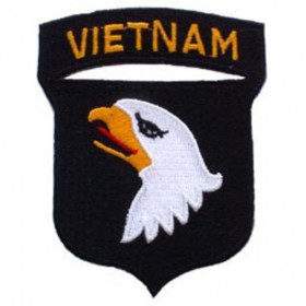 Patch Vietnam AIRBORNE
