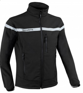 Softshell Secu One sécurité