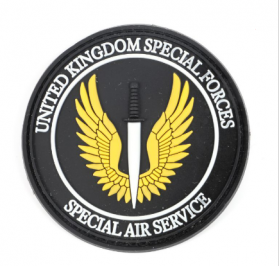 PATCH UNITED KINGDOM SPECIAL FORCE