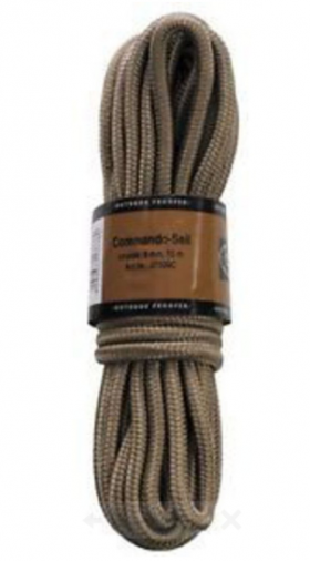 Corde commando 9 mm Coyote