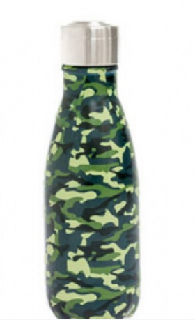 Bouteilles isothermes Camouflage 500ml