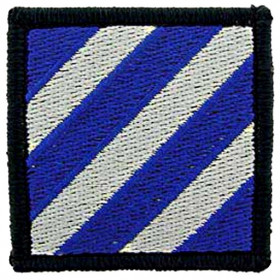 Patch US 3ème Infanterie