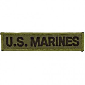 Patch US Marines OD