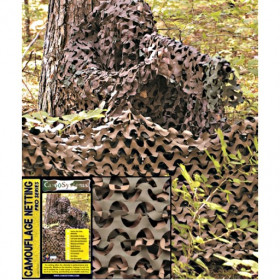 Filet de camouflage Cam Camosystems anti-feu 2.40m x 6.00m