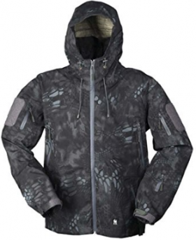 Softshell / Hardshell imperméable Mandra Night
