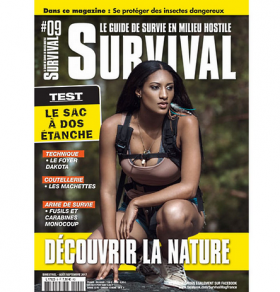 Magazine SURVIVAL N°9 Août Septembre 2017