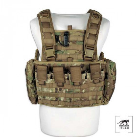 Tasmania Chest Rig MKII Multicam