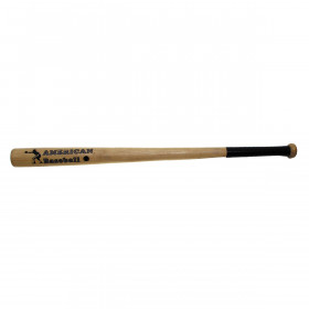 "Batte de baseball, bois, 32"", nature, ""American Baseball"""