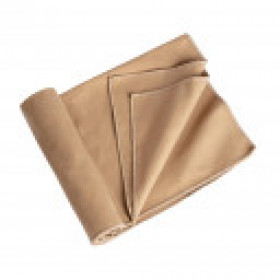 Serviette microfibre Camp 75 x 130 cm tan