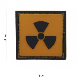 PATCH PVC RADIOACTIF